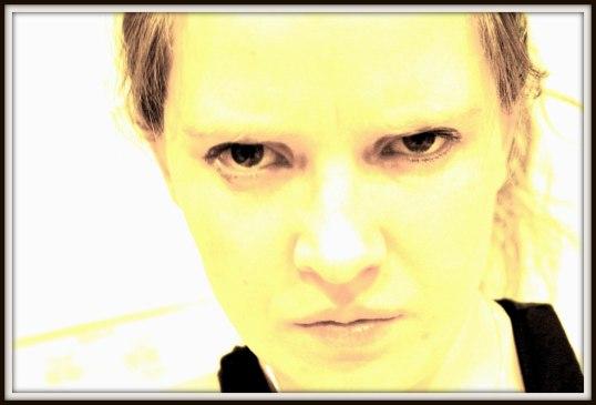 Angry Lisa