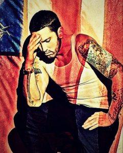 Eminem Flag 2018